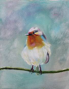 Feathered Friends first in series by Julie Lourenco