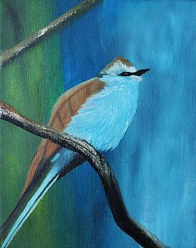 Feathered Friends second in series by Julie Lourenco