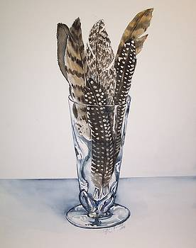 Feathers by Jane Loveall