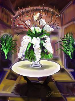 February Twenty Five by Jean Pacheco Ravinski