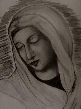 Fecioara Maria by Covaliov Victor