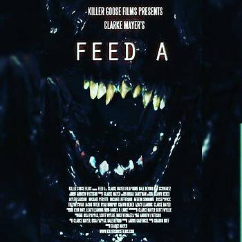 feed A Is A Cool 11 Minute Short by XPUNKWOLFMANX Jeff Padget