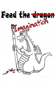 Feed the Imagination by Christian Conner