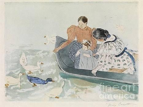 Cassatt - Feeding The Ducks