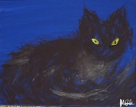 Feeling Blue by Kathryn Bartizek
