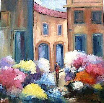 Feira de flores by Fernanda Cruz