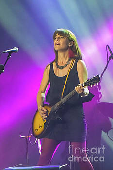 Feist at Canada Day, 2012  #2 by Robert McAlpine