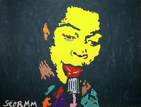 Fela Singing by Stormm Bradshaw