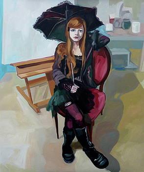 Felice by Carmen Stanescu Kutzelnig