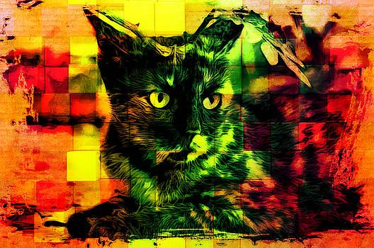 Bliss Of Art - Feline