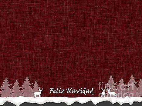 Feliz Navidad 1 by Erika H