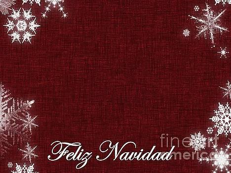 Feliz Navidad by Erika H