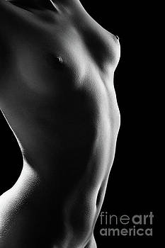 Female Naked Body by Aleksey Tugolukov