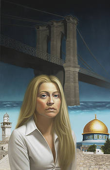 Female Portrait by Eric Bossik