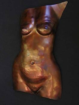 Female Torso by Todd Malenke