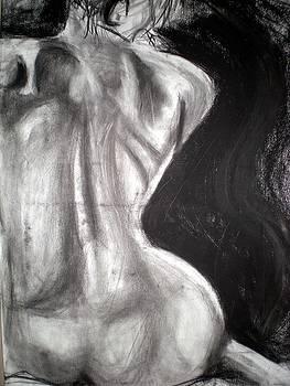 Feminine Vulnerability by Margarita  Fields