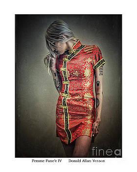 Femme Fane'e IV by Donald Yenson