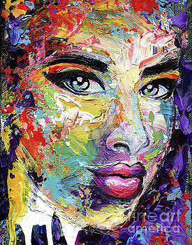 Femme Fatale #1 by Elena Feliciano