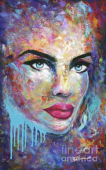 Femme Fatale #15 by Elena Feliciano