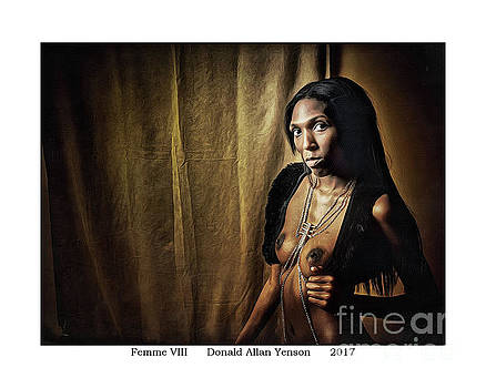Femme VIII by Donald Yenson