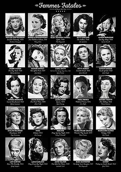 Femmes Fatales by Zapista