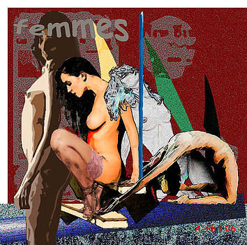 Femmes by Philippe Petrini