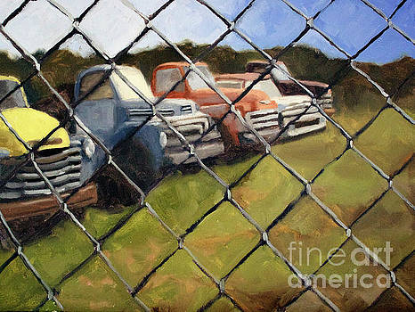 Fenced in by Tate Hamilton