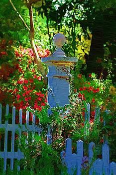 DONNA BENTLEY - Fencepost