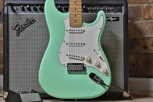 Fender Combo by Jimmy McDonald
