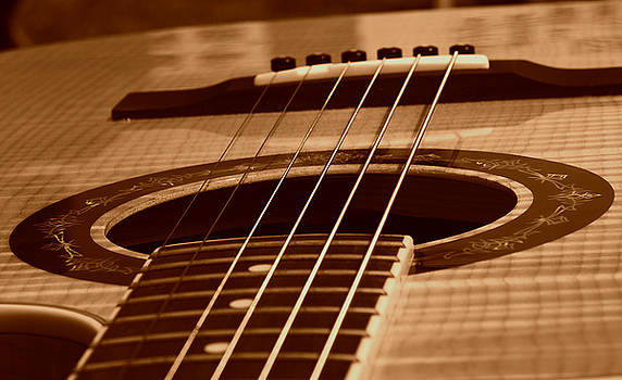 Fender sepia by J Austin