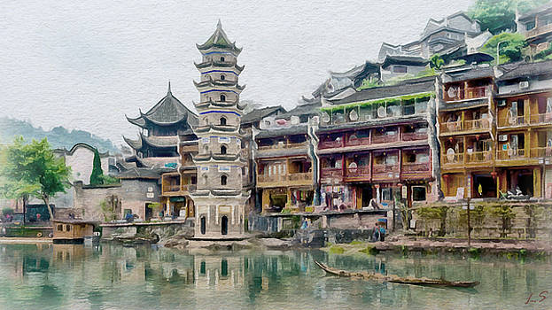 Fenghuang by Sergey Lukashin