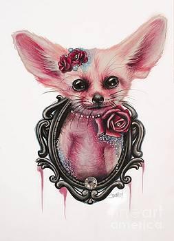 Fennec Fox by Sheena Pike