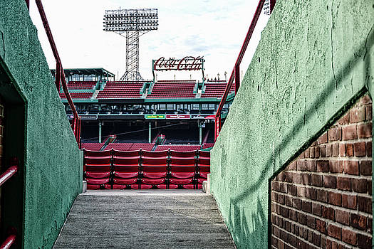 Fenway Chairs  by Joseph Caban