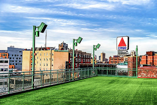 Fenway Citgo  by Joseph Caban