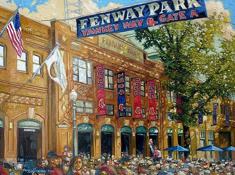 Fenway Summer by Gregg Hinlicky