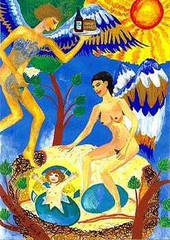 Sushila Burgess - Feral Angels