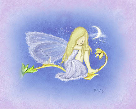 Fernah the Flower Fairy by Amanda Francey