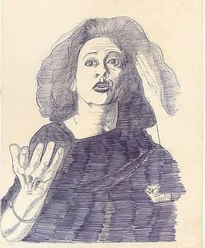 Fernanda Montenegro Em Petra Von Kant by Rakyul - Raul Augusto Silva Junior