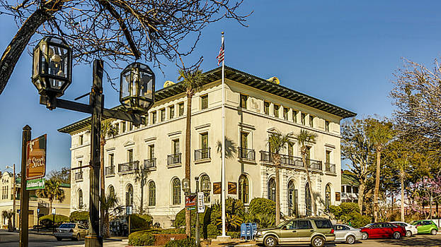 Paula Porterfield-Izzo - Fernandina Beach Historic Courthouse