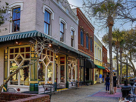 Paula Porterfield-Izzo - Fernandina Fudge Shop