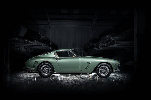 Ferrari 250 GT SWB by George Williams
