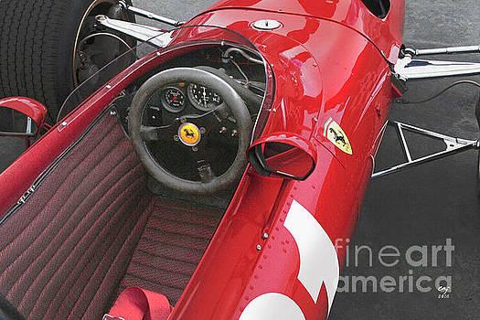 Ferrari 312 F-1 1967 by Curt Johnson