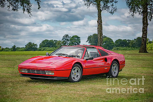 Ferrari 328 GTS by Adrian Evans