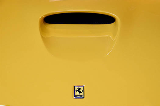 Ferrari 550 Barchetta Pininfarina Front Badge Profile by ISAW Gallery