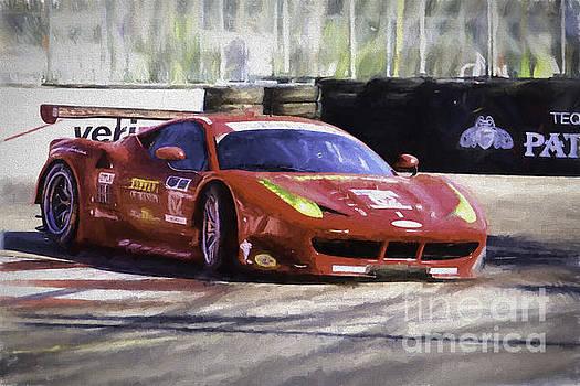 Ferrari by Bill Baer