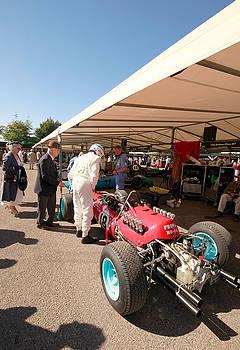 Ferrari Flat Twelve by Robert Phelan
