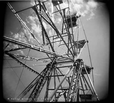 Ferris Wheel 1 by Holly Brobst