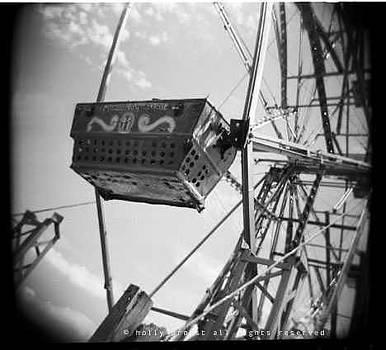 Ferris Wheel 2 by Holly Brobst