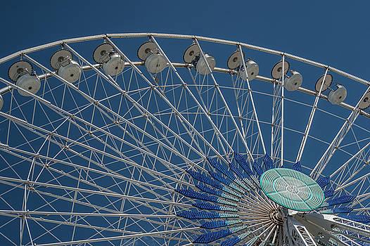 Ferris Wheel  by Alida Thorpe
