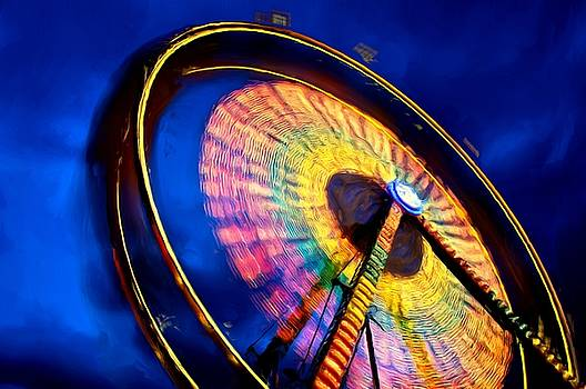 Ferris Wheel by Anthony Seebaran